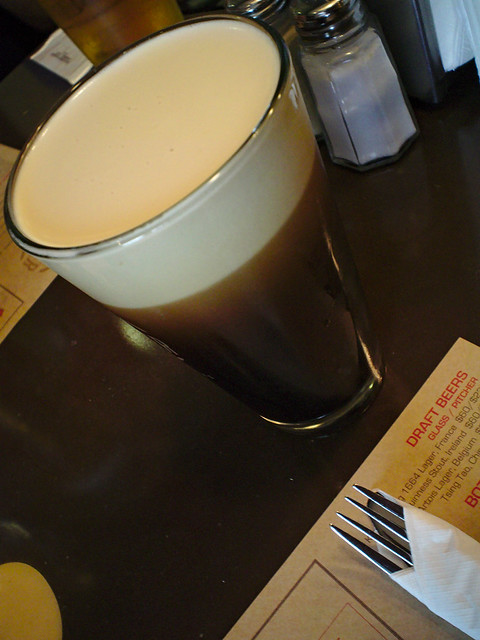 Tall Glass Of Stout