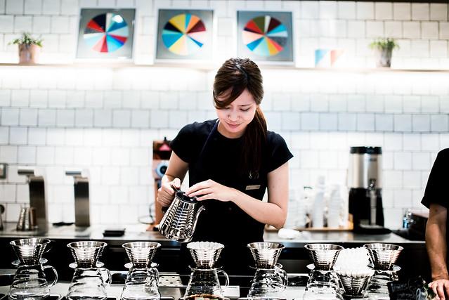 日本/東京/新宿– verve coffee roasters shinjuku station/ヴァーヴ コーヒー ロースターズ