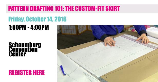 Pattern Drafting 101 Image