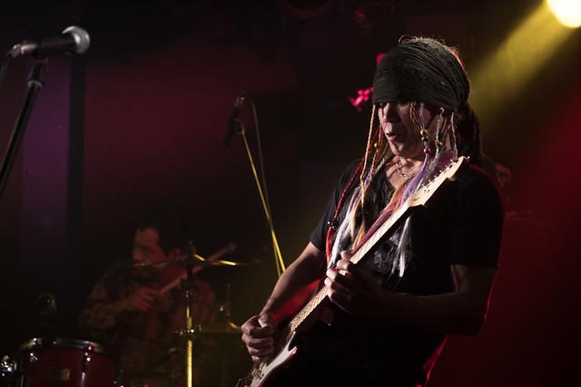 SPUTNIK KOMBINAT live at 獅子王, Tokyo, 15 Sep 2016 -1010302