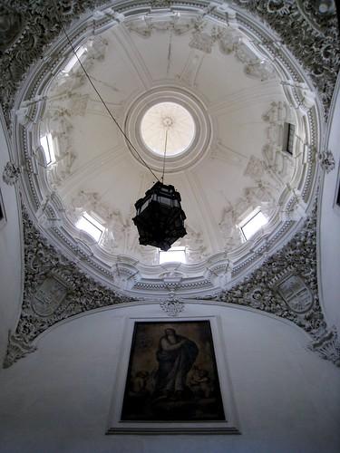 Granada monasterio de san jer nimo claustro b veda en - Abella granada ...