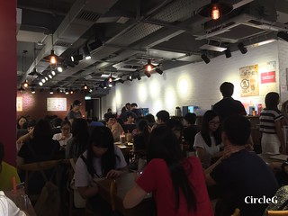 CIRCLEG 香港 遊記 食記 旺角 PIZZA 肉燥飯 101 台灣 檸檬綠茶 雞扒玉子豆腐飯  (10)