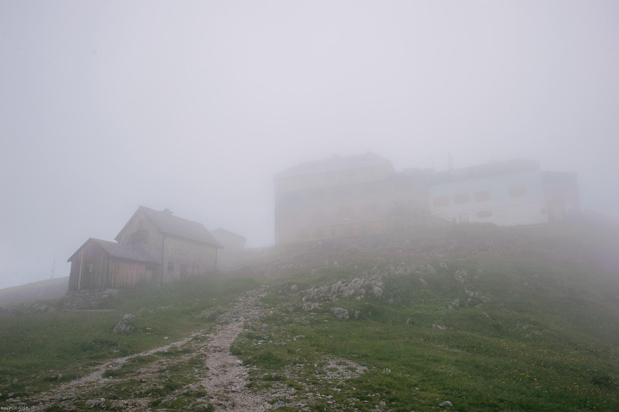 Muddy Watzmannhaus
