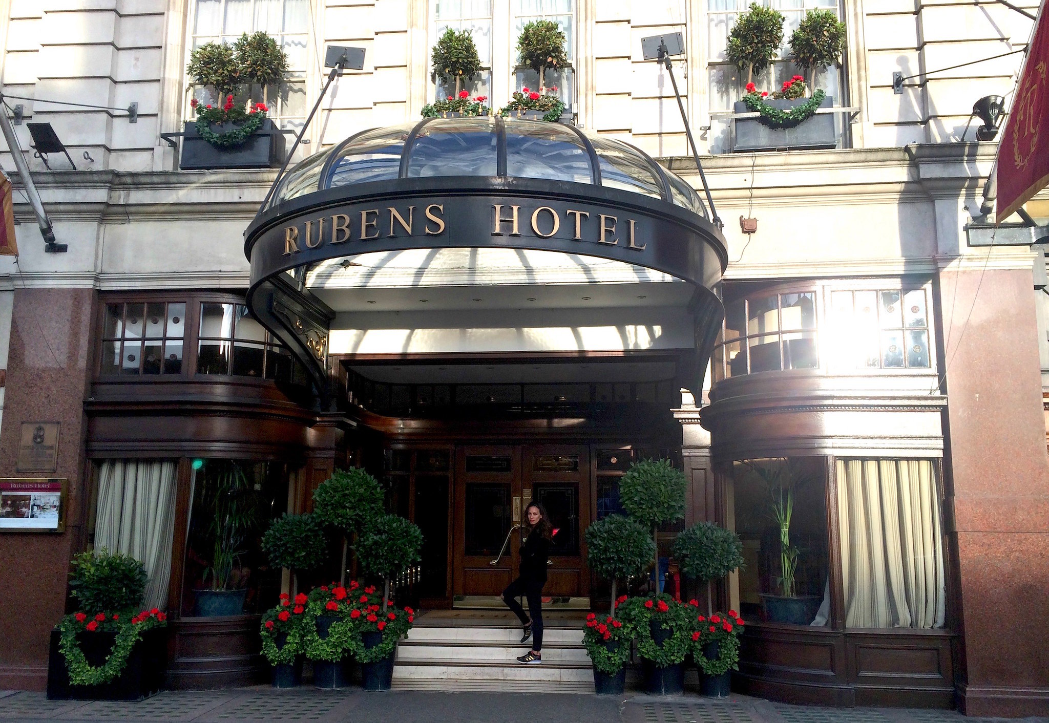The Rubens Hotel R