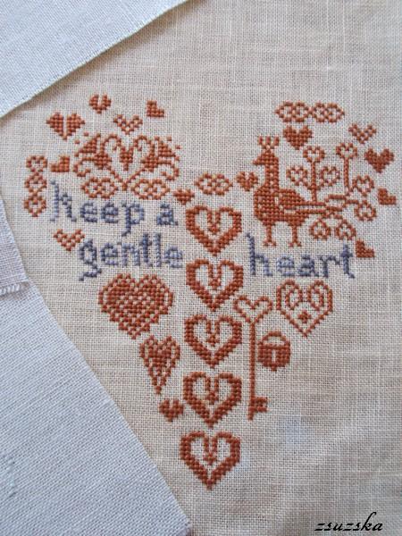 Threadwork Primitives, Cinnamon Hearts