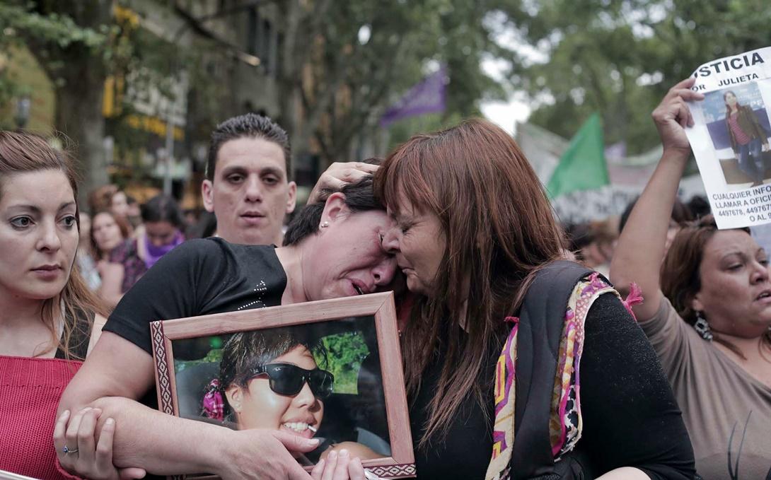 Mendoza marchó contra los femicidios