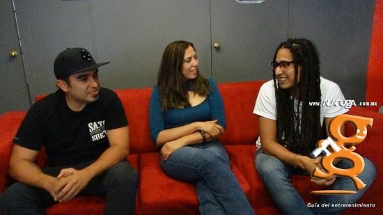 La Entrevista A Quinta Kalavera - Guadalajara Mex. (3-Sep-2016)