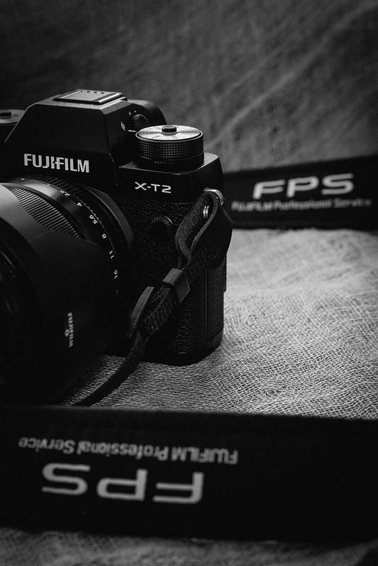 FUJIFILM X-T2 & XF 16mm F1.4R WR