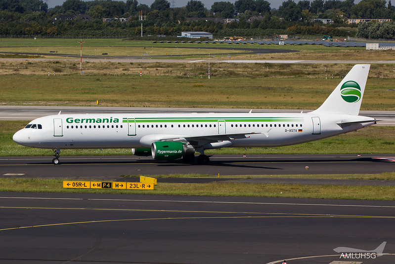 Germania - A321 - D-ASTV (1)
