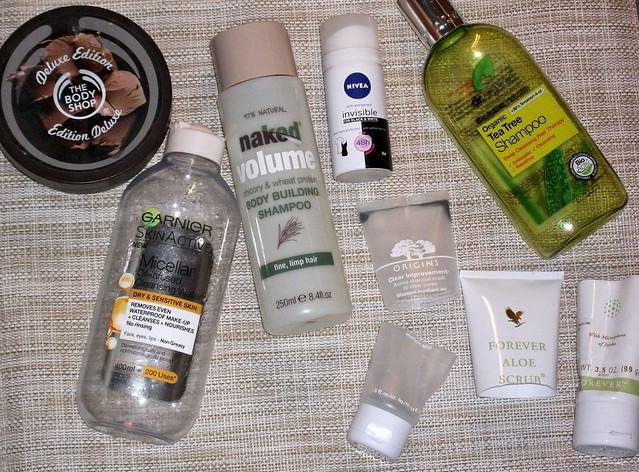 September-Empties