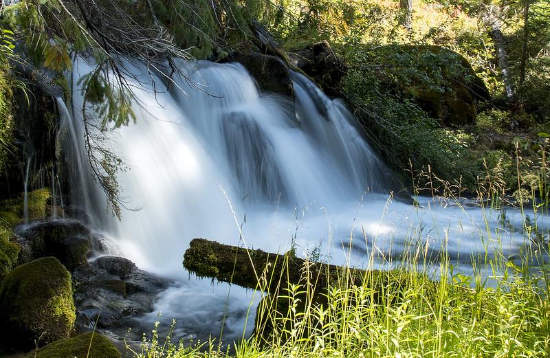 Muir Creek Falls