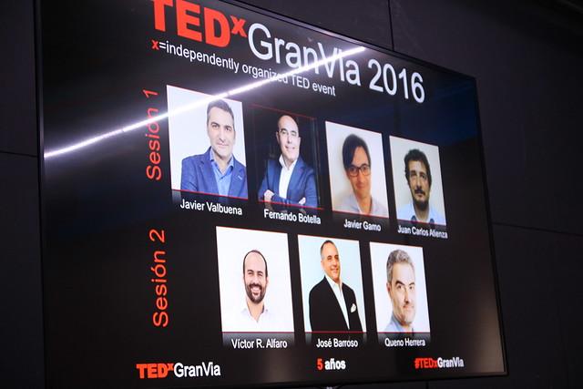 TEDxGranVia 2016-07-13