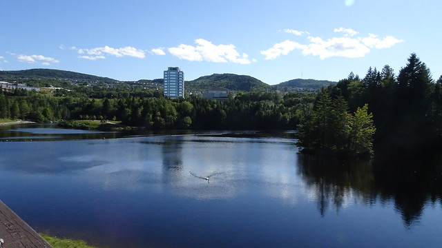 Pond in Corner Brook