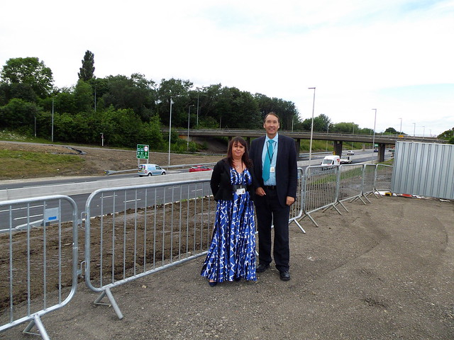 A1 roadworks completed July 16