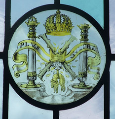 plus oultre (arms of Charles V as Duke of Burgundy)