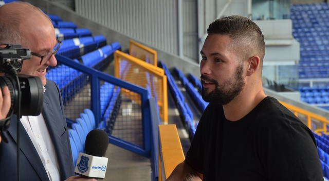 Fans' Forum Presents... Tony Bellew