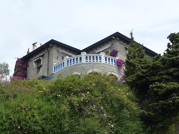 terrasse en rond