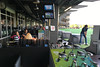 Austin - Top Golf crowd