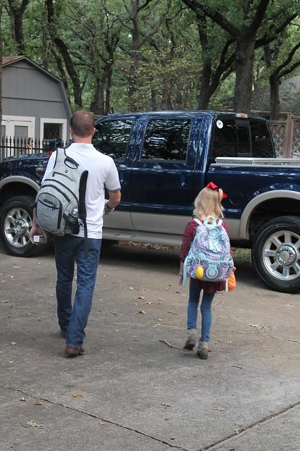 OCT meet the teacher and first day of school
