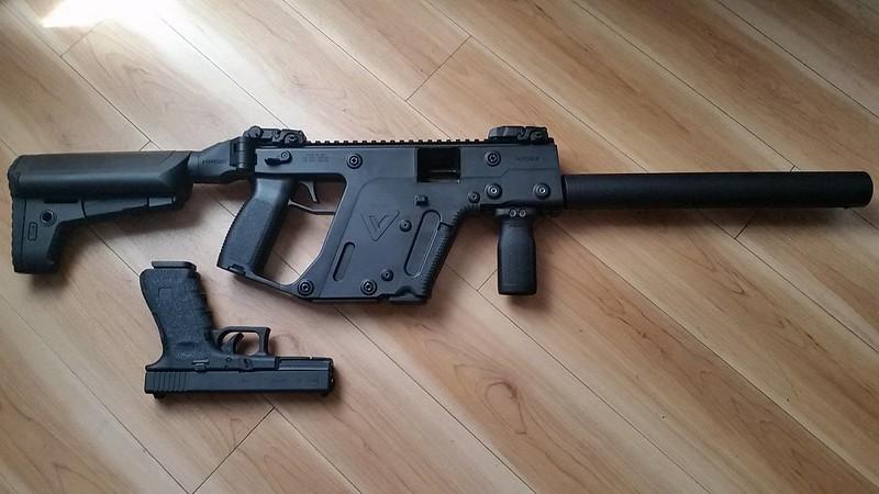 Kriss Vector CRB Gen 2 9mm [Archive] - Calguns net