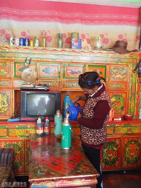 西藏日喀則薩迦寺