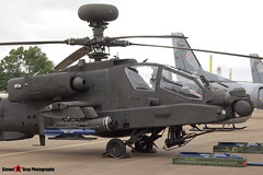 ZJ226 - DU060 WAH060 - Army Air Corps - Westland WAH-64D Longbow Apache AH.1 AH-64D - Fairford - RIAT 2016 - Steven Gray - IMG_9286