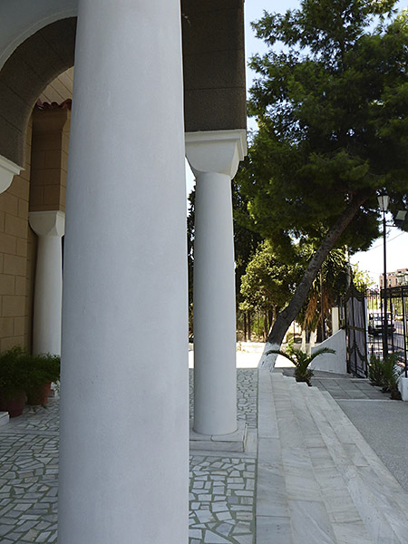 église céramique 2