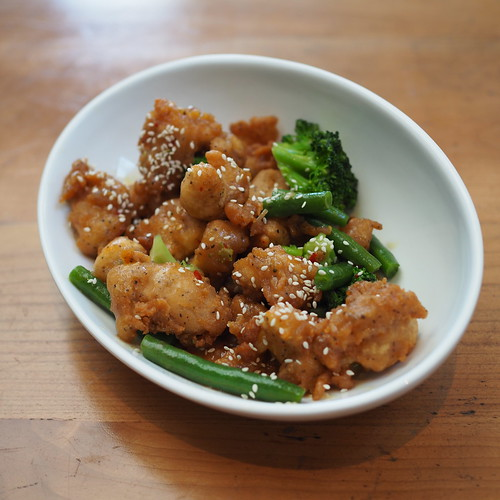 Picnik Orange Chicken & Broccoli