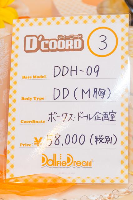 HTドルパ名古屋6 D'COORD DDH-09