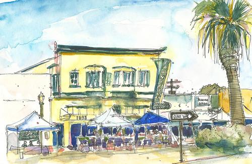 Viva Calle SJ - Burbank antiques flea market