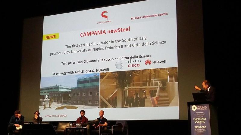 """Città della Scienza al Congresso """"Design for Innovation"""""""