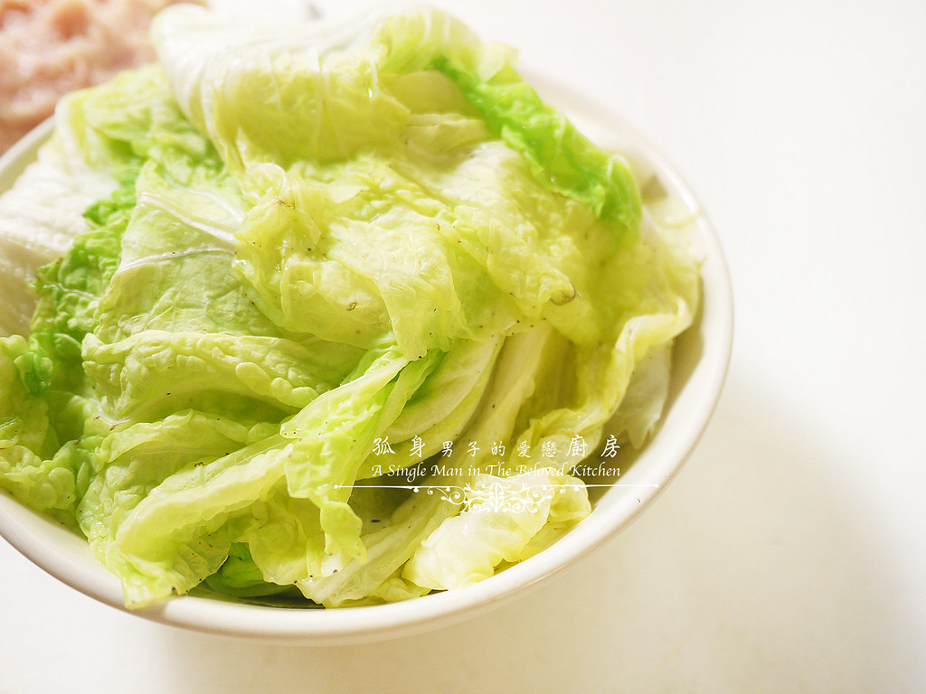 孤身廚房-大潤發義大利樂鍋史蒂娜湯鍋試用—日式白菜雞肉捲9