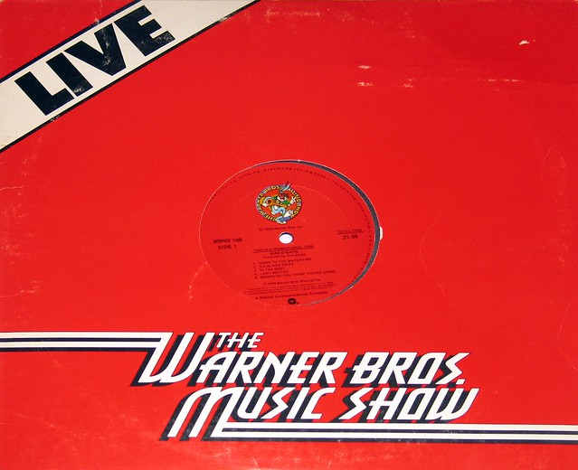 Dire Straits Live Promo Warner Bros Music Show