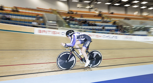 2016 British Cycling National Youth and junior Track Championships Day 4