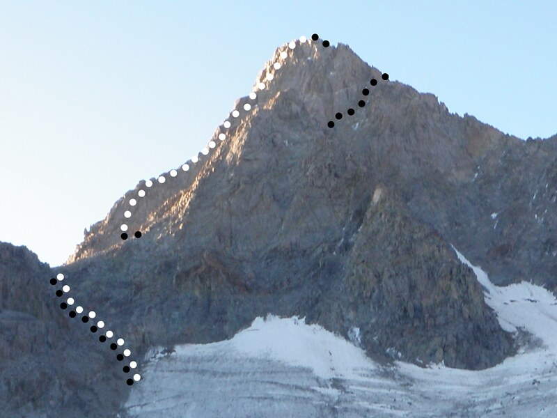 Mount Sill • Route Profile