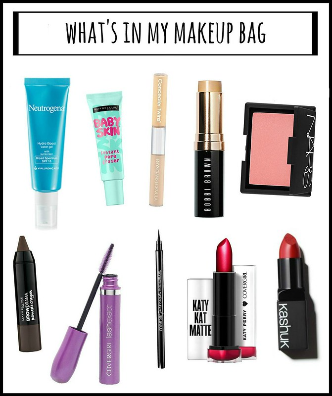 what's in my makeup bag | Style On Target