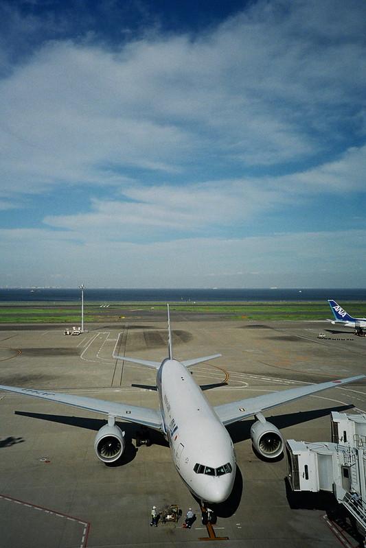 Tokyo International AIrport / HND