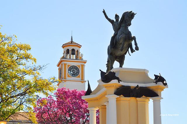 Homenaje al Sr. General Don José de San Martín 2016