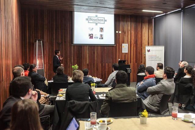 Seminario Alimentos Saludables: Aplicaciones desde la ingeniería química y bioprocesos