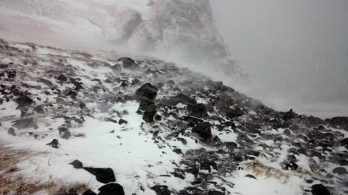 Cold terrain