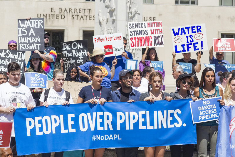 Stop the Dakota Access Pipeline