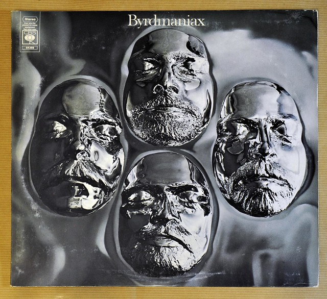 "BYRDS BYRDMANIAX UK FOC 12"" LP VINYL"
