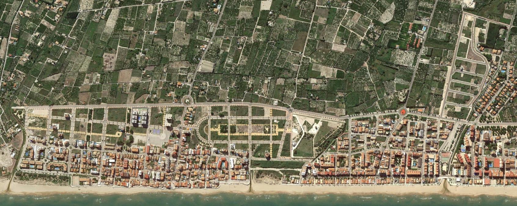 piles playa, valencia, piles the beaver, después, urbanismo, planeamiento, urbano, desastre, urbanístico, construcción, rotondas, carretera
