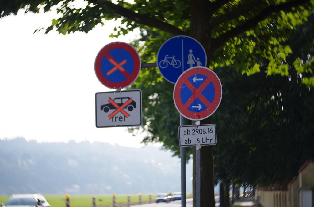 Verkehrszeichen - Rätsel