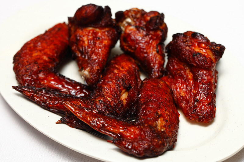 Chinese Wine Chicken Wings