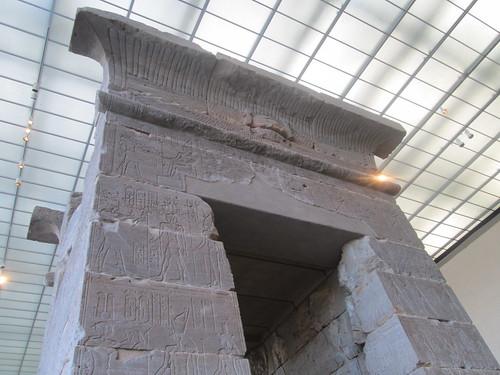 Templo de Dendur, MET, NYC. Nueva York