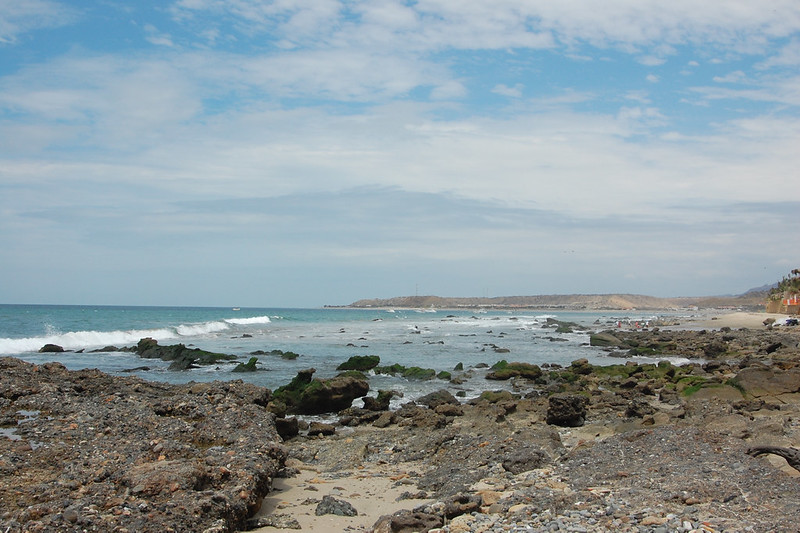 Views from Punta Sal, Piura, Peru