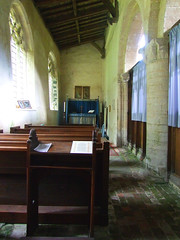 north aisle