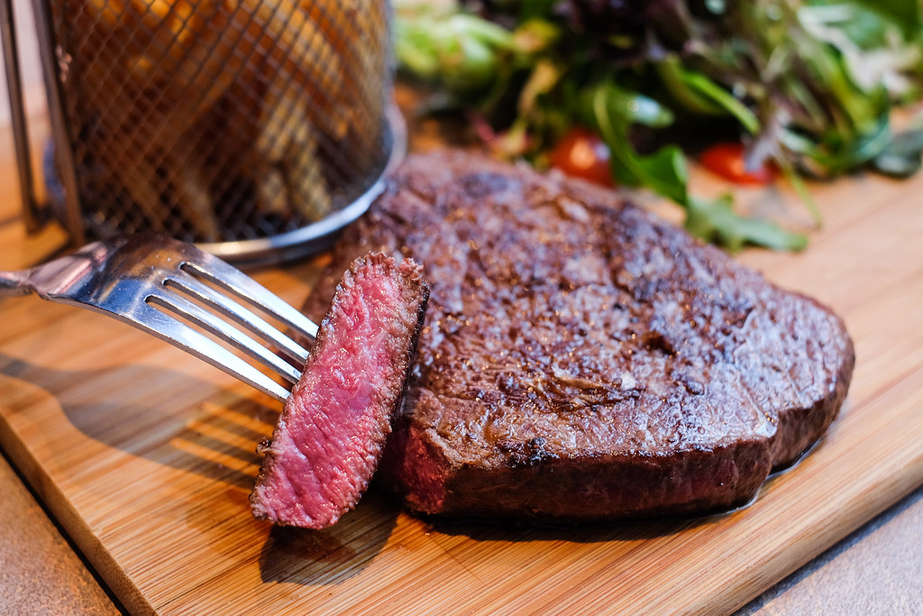 Fumée's AUS Wagyu Rump Steak