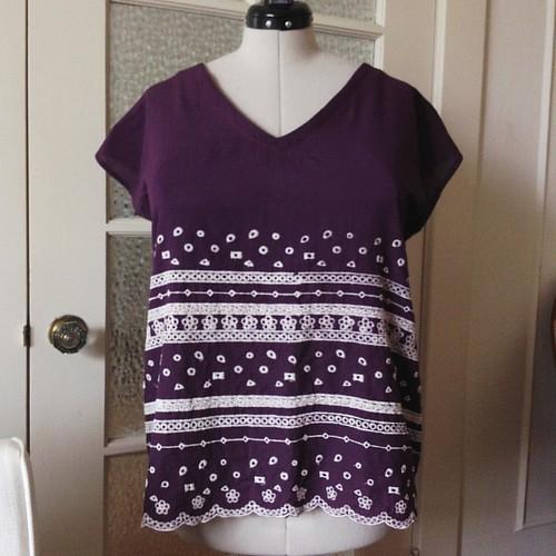 Summer holiday sewing #sewingblogger #indiepatterns #marillawalker